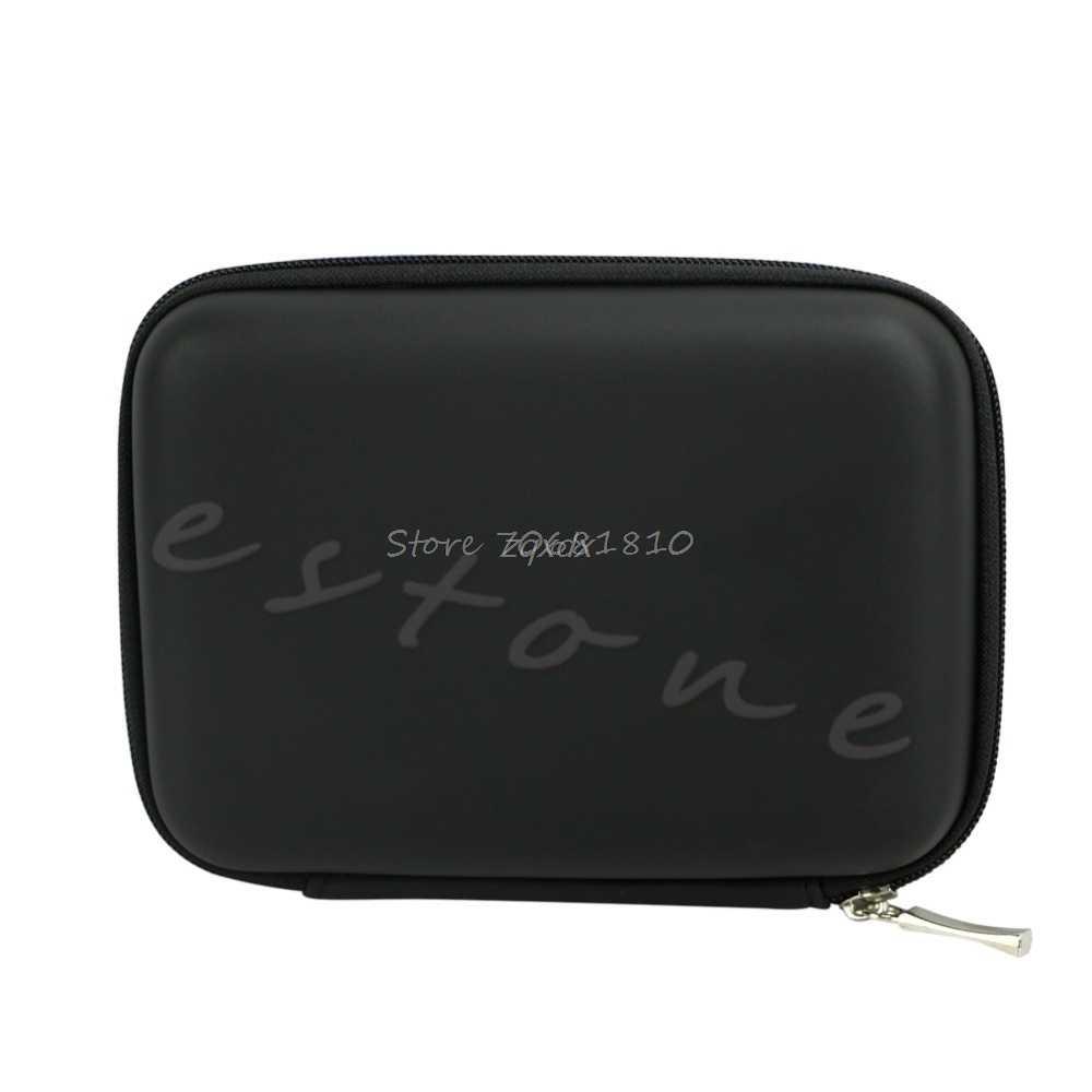 Futerał do przenoszenia mody pokrowiec na 2.5 Cal USB twardy zewnętrzny napęd dysku WD HDD Whosale i Dropship