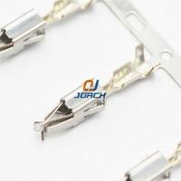 Free shipping 100pcs auto crimp termianl 927768-1 VW tyco car splices female wire terminals