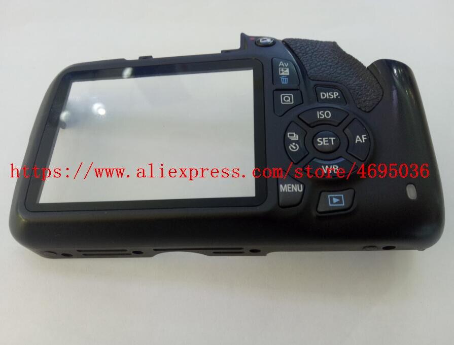 Nouveau couvercle arrière coque arrière avec bouton Flex Key FPC pour Canon 1200D rebelle T5 X70 pièces de réparation de caméra