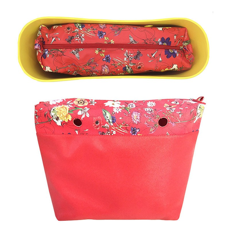 red inner bag