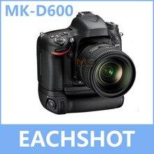 Meike Батарейная ручка MK-D600 MK D600 для Nikon D600 D610 батарея камеры DSLR EN-EL15 MB-D14