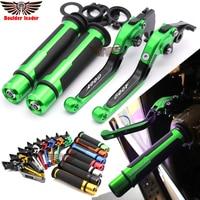 For Honda CBR600F CBR 600F 600 F 2011 2014 2013 2012 CNC Motorcycle Adjustable Folding Extendable Clutch Brake Levers Hot Sale
