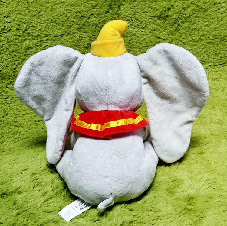 2019 Бесплатная доставка 28 см слон Дамбо Плюшевые игрушки Мягкая кукла для рождественского подарка или коллекции