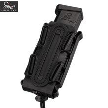 IDOGEAR fundas estilo militar para cinturón Fastmag, bolsa de plástico molle, 9mm, softshell, g code, Pistol Mag