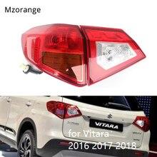 1PC Tail lights for Vitara 2016 2017 2018 Car styling parking tail light Brake Stop Lamp Rear turn signal Fog Halogen стоимость