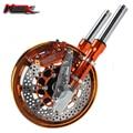 Modifie Electric Motorcycle Tuning Parts  BWS Cygnus core damping front fork 33 260 brake kit