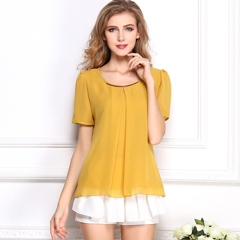 Find great deals on eBay for chiffon girls blouse. Shop with confidence.