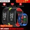 Original Hold Mi No 1 F4 Smart Bracelet Blood Pressure Blood Oxygen Heart Rate Monitor Smart