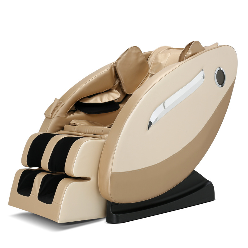 Electric intelligent massage chair automatic full body kneading Shiatsu multi function air pressure space capsule massager in Massage Chair from Beauty Health