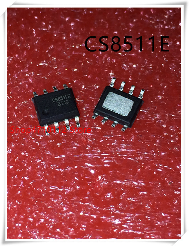 NEW 10PCS/LOT CS8511E CS8511  HSOP-8  IC