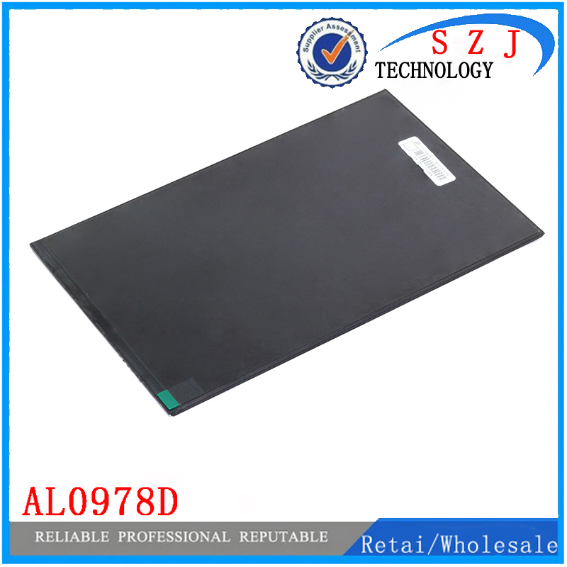 New 10.1 inch 31pin AL0978C AL0978D SL101PC27D097B-B00 LCD Display Inner Screen For Tablet PC Replacement free shipping new 8 9 inch case for onda v891 lcd display sl089pc24y0698 b00 al0698c al0698d lcd screen digitizer replacement free shipping