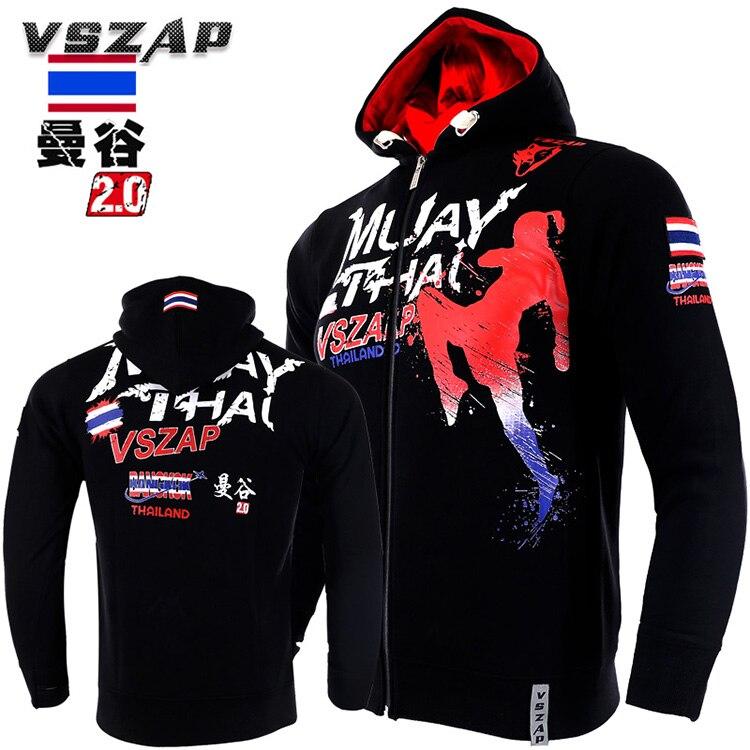 VSZAP combat MUAY THAI boxe body plus velours body MMA veste VSZAP combat MUAY THAI boxe MMA jacke