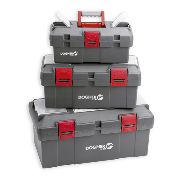 DOGHER 050-015 SET 3 BOXES HTAS. PLAS. Type Crimp PLAS.