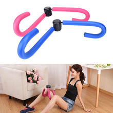 Hot Sale Fitness Thigh Master Muscle Toner Ab Leg Arm Shaper Trimmer Exerciser Home Gym 2 Colors(China)