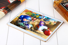 10 Inch Octa core Android 5.1 Tablets pc 4GB 32GB 1280*800 GPS Bluetooth Dual SIM 4G LTE tablet PC