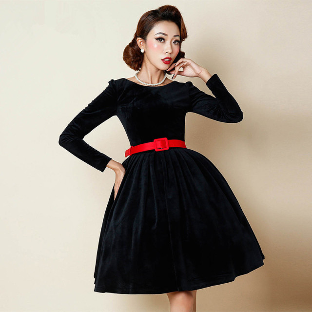 Vintage 50s Plus Size Dresses Fashion Dresses
