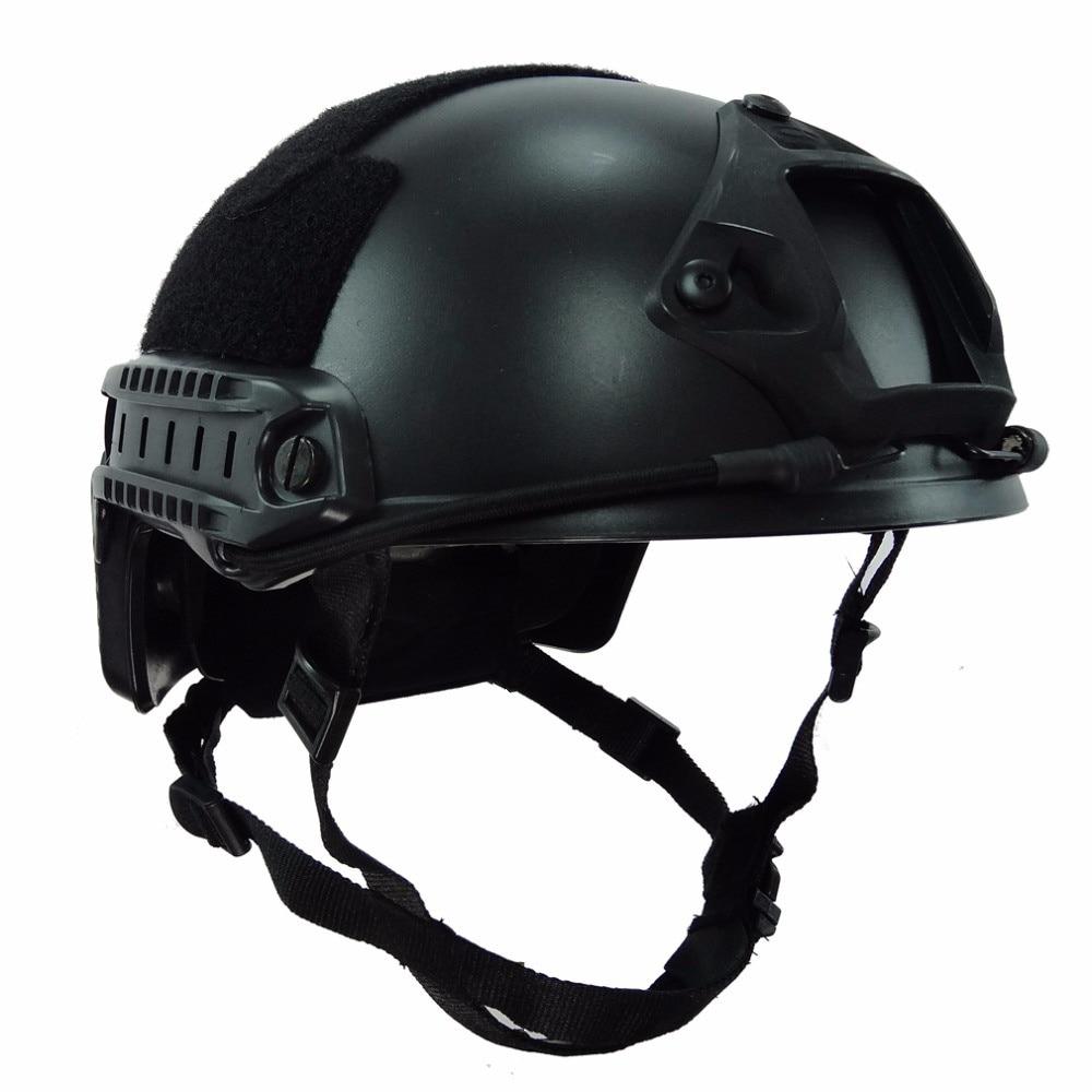 NIJ IIIA FAST Bulletproof helmets US Army Helmet  Kevlar NIJ Standard Bulletproof Helmet Military Tactical helmets with report 2015 new kryptek typhon pilot fast helmet airsoft mh adjustable abs helmet ph0601 typhon