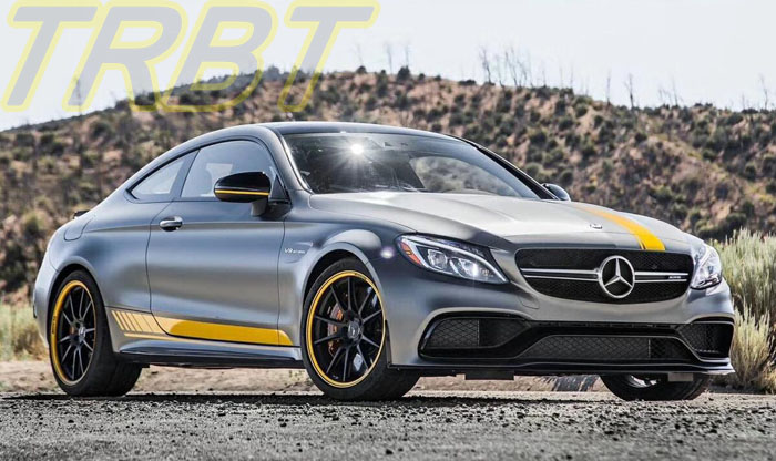 W205 Coupe Car PP Plastic Front Bumper Lip C63 C63S AMG Front Splitter Tuning Case For Mercedes Benz C Class 2015 2016 2017 pp class front car mesh grill sport style fit for benz w203 c 2000 2006