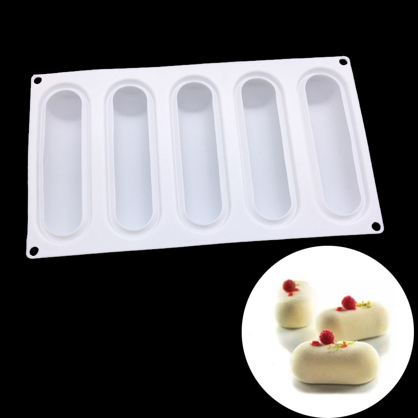 Yu Yu's store Wholesale 10PCS/lot FY-309 Silicone Cakes Pan Cake Decorating Tools For Pans Baking Brownie Chiffon Sponge Molds