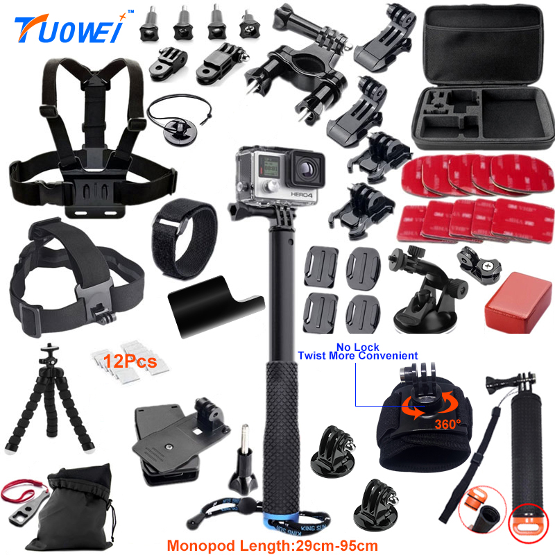 For Gopro Accessories gopro accessories set gopro hero hero hero kit for