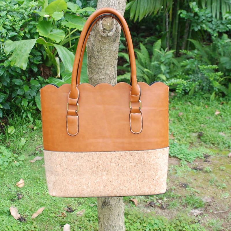 Online Cork Handbags China
