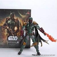 Playarts KAI Star Wars SỐ 2 Boba Fett PVC Hành Động Hình Sưu Tập Mô Hình Toy 25.5 cm SWFG106