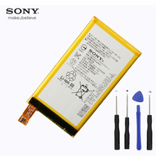 Original Sony LIS1561ERPC Battery For Sony Xperia Z3 Compact Z3c Mini Z3 Mini D5803 D5833 2600mAh for sony xperia z3 compact lcd display for sony xperia z3 compact lcd touch screen z3mini d5803 d5833 z3c replacement