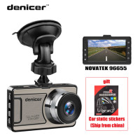 3 Car Dash Camera Vehicle Cam Full HD 1080P DVR 170 Degree Wide Angle In Car