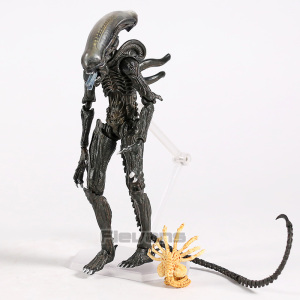 Image 5 - Takayuki Takeya Figma SP 108 Alien/SP 109 Predator 2 PVC Action Figure Da Collezione Model Toy