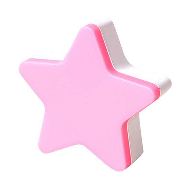 Mini led night light Star Plug-in Novelty lamp with light sensor Emergency lighting for Kids Foyer,Bedroom,Washroom EU or US