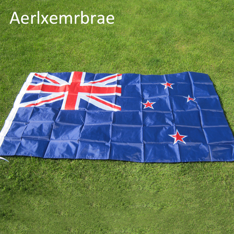 aerlxemrbrae <font><b>flag</b></font> <font><b>90x150cm</b></font> New Zealand <font><b>Flag</b></font> Kyle Lockwood Design Polyester Custom Banner Flying Size new Zealand <font><b>flag</b></font> image