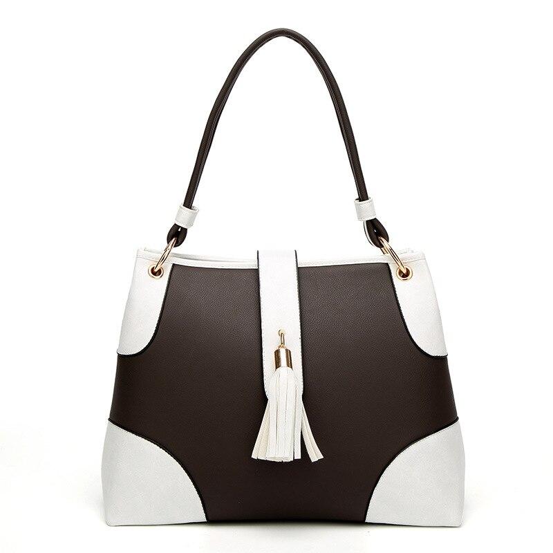 af2a003acbe7 BERAGHINI Для женщин сумка из искусственной кожи с кисточками Tote Марка  сумка женская вечерние сумки, Курьерские сумки путешествия мода
