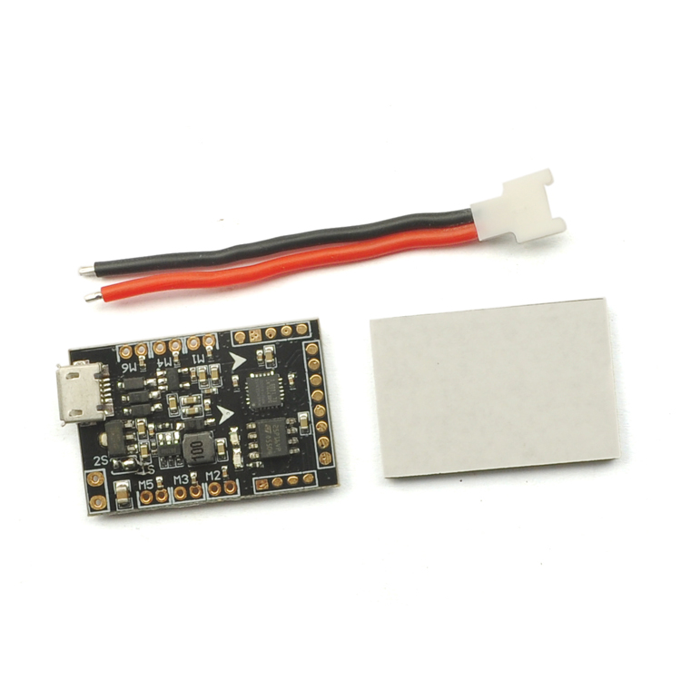 JMT CC3D_BRUSH Brushed Flight Controller Board PWM PPMB SBUS for 90 120 125 Coreless Tiny Indoor Quadcopter Racing Drone