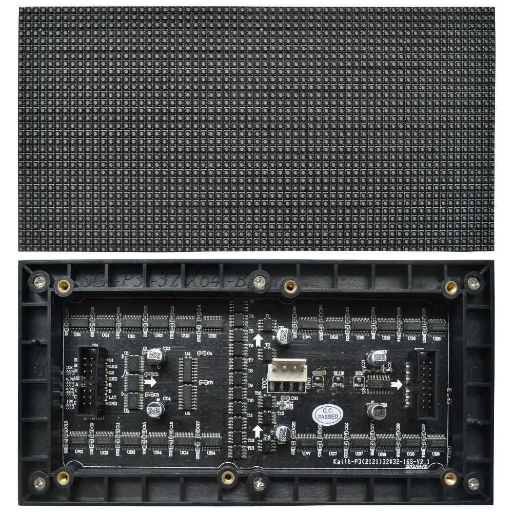 Alibaba HD led-bildschirm modul p3 rgb smd led-panel 192x96 64x32 p2 p2.5/innen vermietung führte dislay p1.8 p2 p2.9 p4 p3.91