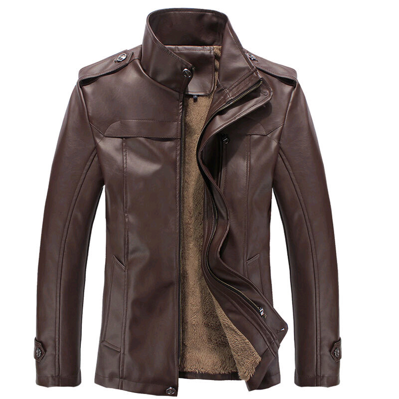 Popular Leather Fleece Jackets-Buy Cheap Leather Fleece Jackets