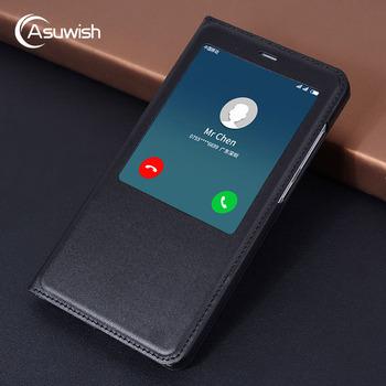 Klapka skórzana magnetyczna obudowa do xiaomi Redmi uwaga 4x uwaga 4 Pro X Prime Note4 uwaga 4x xiaomi xiaomi Smart View etui na telefon tanie i dobre opinie CN (pochodzenie) Etui z klapką With magnet Smart Function High quality PU leather scratch-resistant For Xiaomi Redmi Note 4 3GB 32GB ( Standard