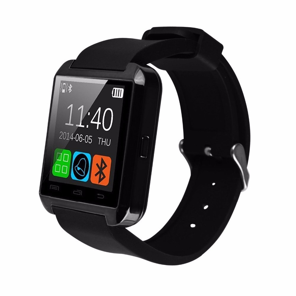 Smartwatch U8 Bluetooth Smart watch for Apple iPhone ...