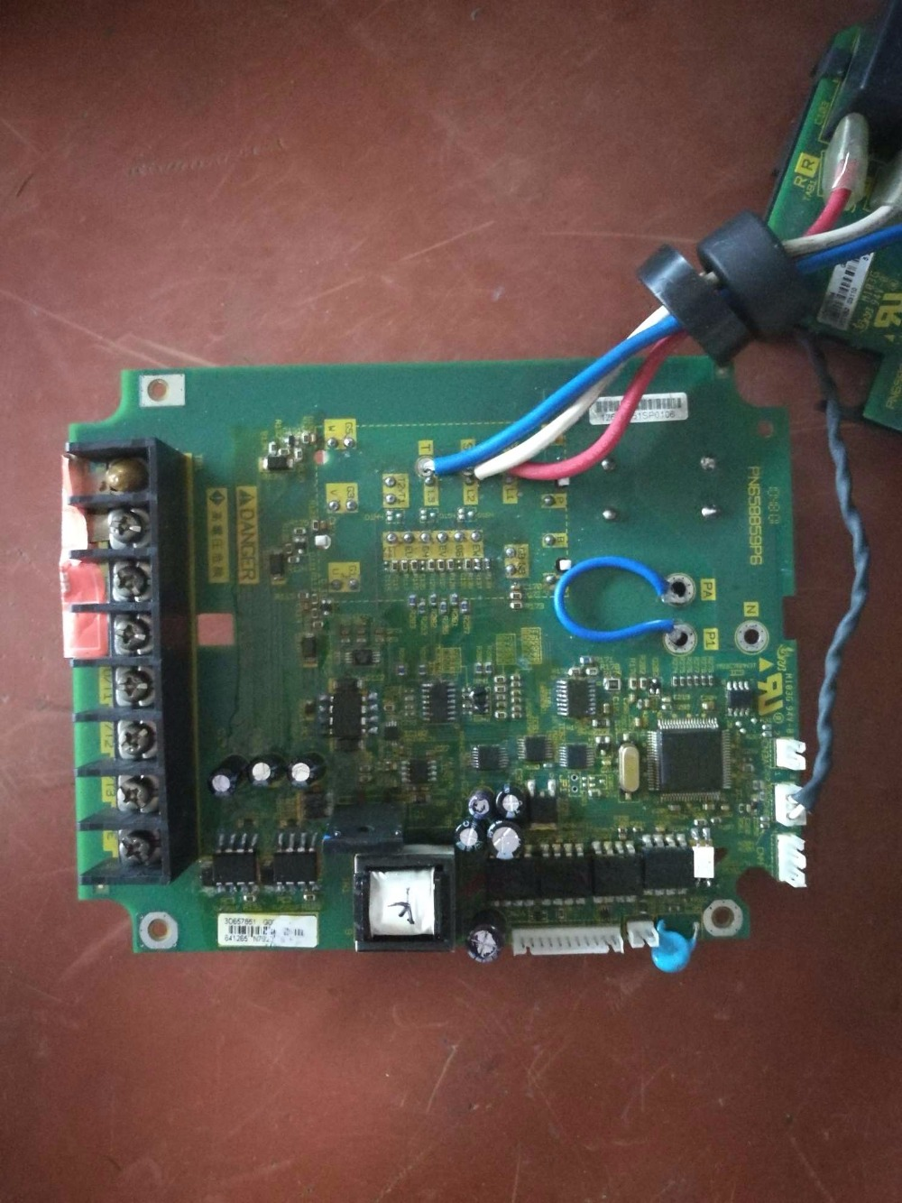 ATV302HU22N4 inverter ATV302 series 2.2kw plate trigger board power panel 30 kw inverter power driven plate placed board ypct31521 1a and etc617143