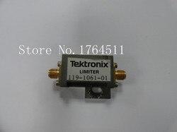 [BELLA] La fornitura di Tektronix 119-1061-01 DC-2GHZ SMA RF Limitatore di Forno A Microonde