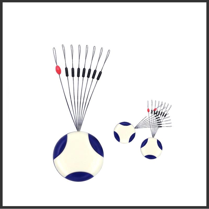 30Pcs 5set Lot Colorful Space Beans font b Floating b font Seat font b Fishing b