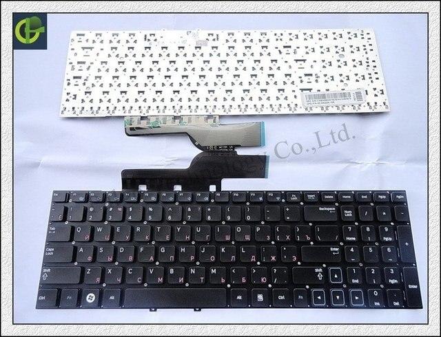 Russian RU Keyboard for SAMSUNG 300E5A 305E5A 300V5A 305V5A 300E5X NP300E5A NP300V5A Black  keyboard