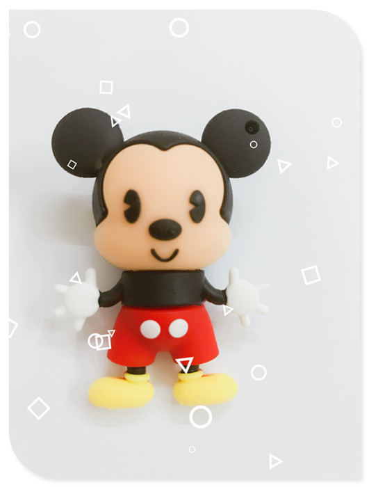 Usb Stick Hot sale Mickey USB Flash Drive mouse pen drive memory Disk Gift Pen Drive 4GB 8GB 16GB 32GB 64GB