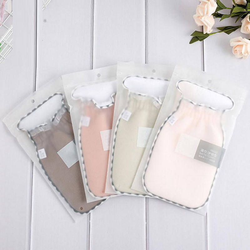 Exfoliating Gloves Mitten Remove Dead Skin Bath Body Scrub Gloves Deep Exfoliation Gloves Bath Shower Supplies