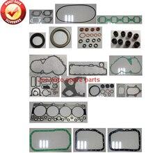 4BG1T Engine Full gasket set kit for Kobelco EXCAVATOR SK120 SK120-1 For ISUZU for JCB Industrial 4BG1T Engine Diesel