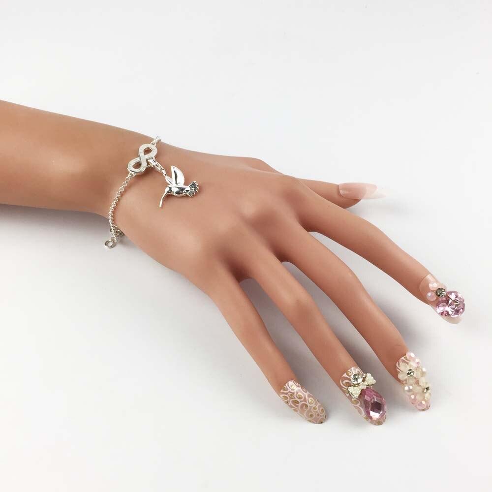 a2aa3e2bfdaa 14 K chapado en oro blanco de plata 3.0ct 9mm redondo corte G Moissanite  anillo
