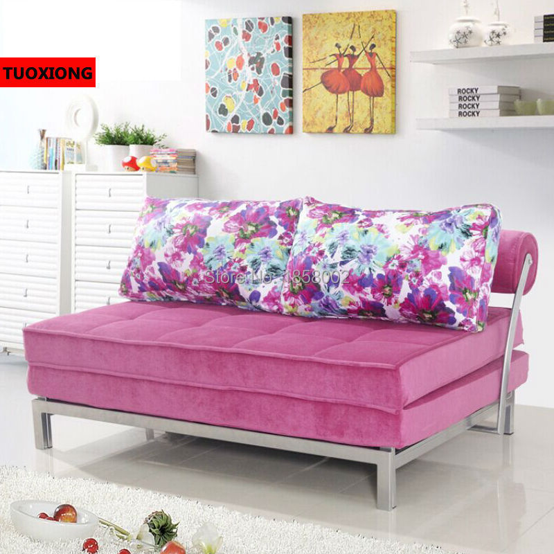 mini bed sofa set living room furniture corner sofa bed ...