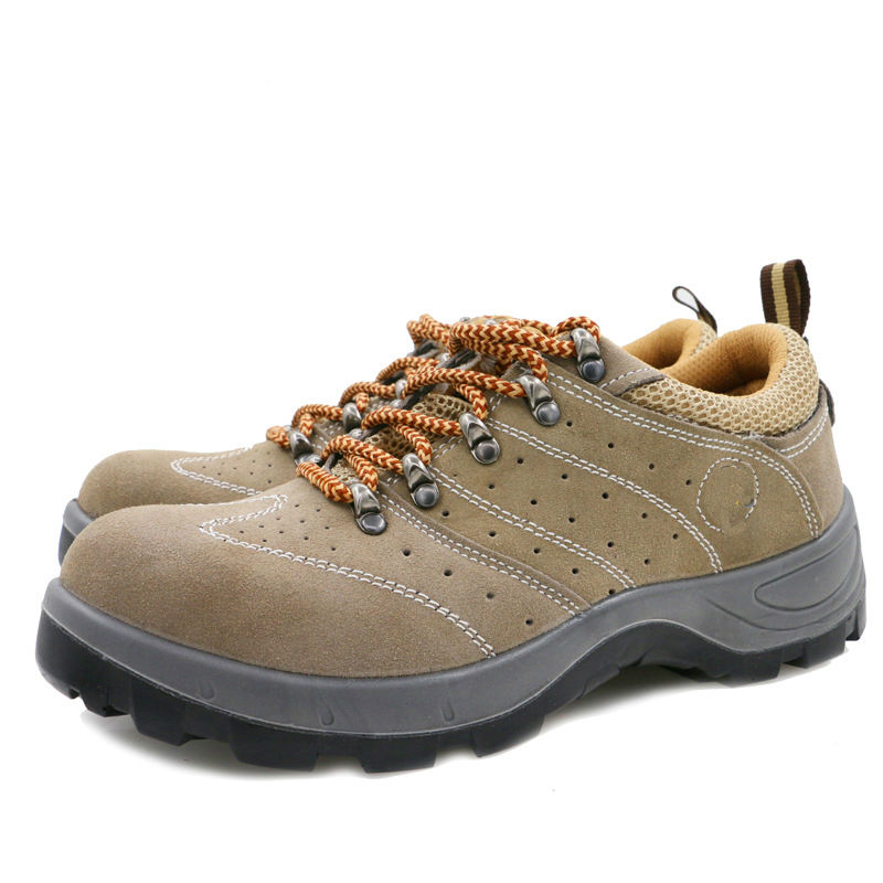 AC13016 Top Work Safety Shoes Steel Toe Warm Breathable Men 39 s Casual Boots Puncture Proof Labor Insurance Large Size Male Shoes in Safety Shoe Boots from Security amp Protection