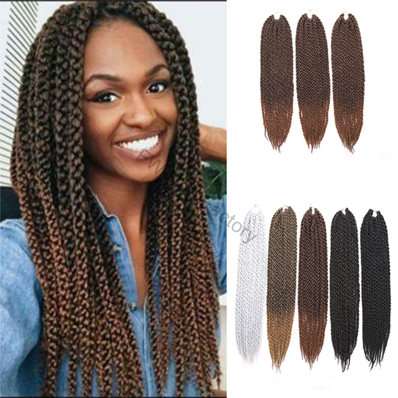 Quality Crochet Hair : High Quality 3D Cubic Twist Crochet Braids Hair Extensions Synthetic ...