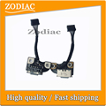 Original For Macbook Pro A1297 A1286 A1278 DC Power Jack Board 820-2565-A Fit 2009 2010 2011 2012 Year