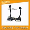 Original para macbook pro a1297 a1286 a1278 dc power jack junta 820-2565-a fit 2009 2010 2011 2012 año
